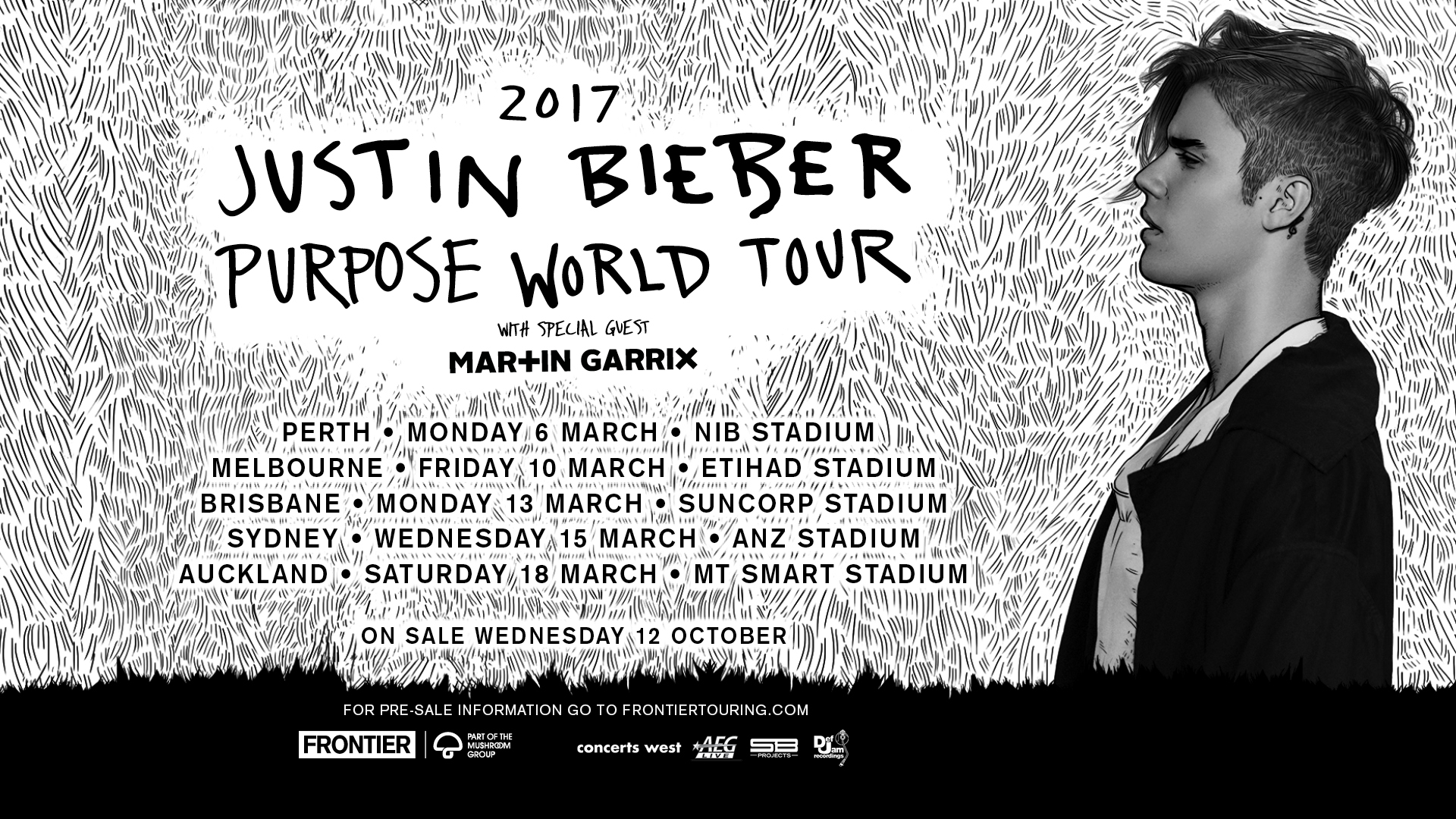 Who S Opening For Justin Bieber Stadium Tour Us