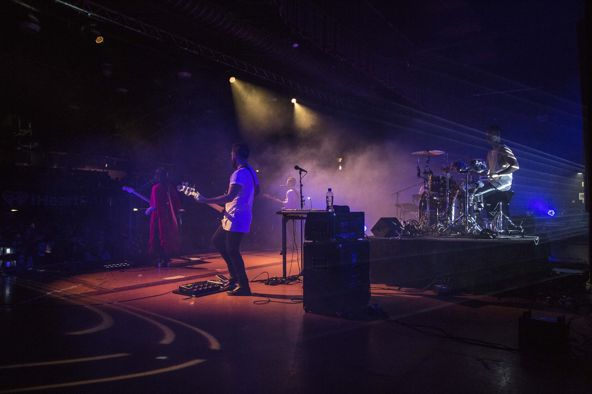 The Naked and Famous iHeartRadio Showcase, Auckland NZ